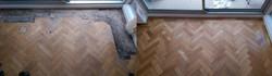 restoring old parquet