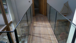 Oak tinted grey floor