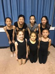 TC Rhythmics Rhythmic Gymnastics Queens and Long Island Class
