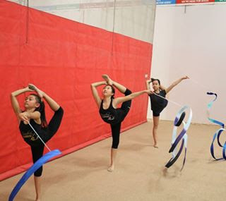 TC Rhythmics Rhythmic Gymnastics Queens and Long Island Class