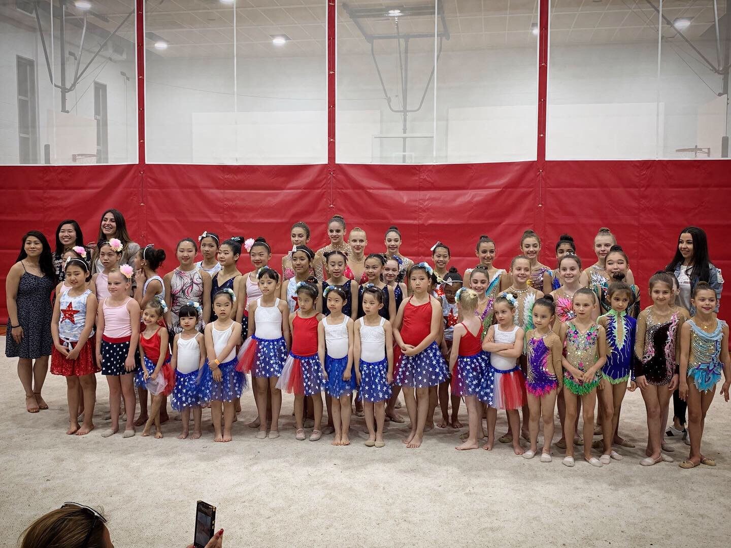 TC Rhythmics Rhythmic Gymnastics Queens and Long Island End of the Year Show