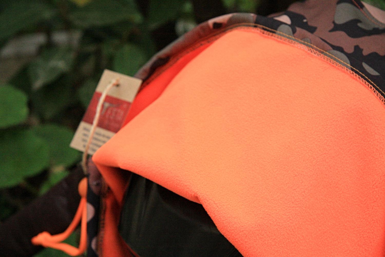 Tundosado bolsa casco