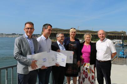 Lauréats des Trophés Ruban vert de la pêche durable 2018