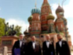 День Славянской письменности и культуры 24.05.2017.Перед концертом на Красной площади.