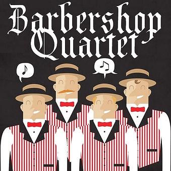 Barbershop квартет Каденция