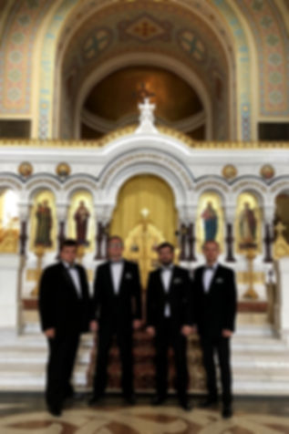 Херсонес.Храм Святого Владимира 2018г.