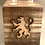 Thumbnail: Extra Large Rustic Rampant Lion 4 Tealight Holder