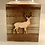 Thumbnail: Extra Large Rustic Highland Stag 4 Tealight Holder
