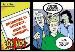 Рекламный комикс для IT 3. Студия комиксов на заказ.