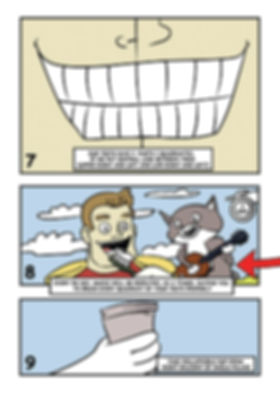 Комикс - инструкция в картинках. Стр.3