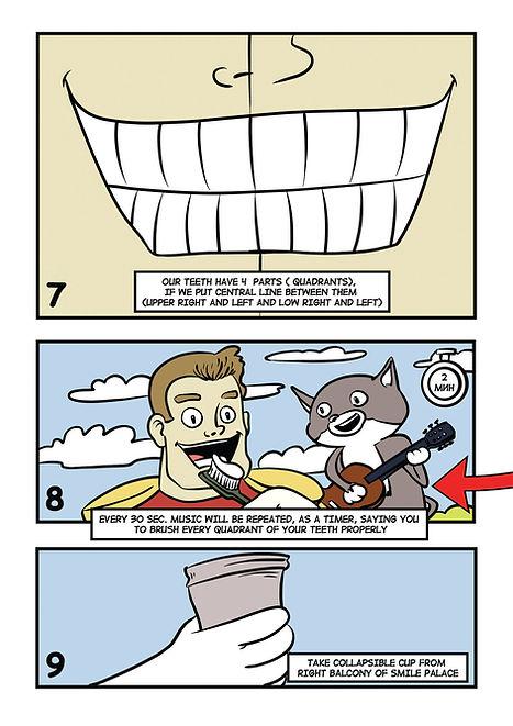 Комикс для бизнеса. Инструкция в картинках. 3.