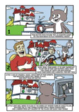 Комикс - инструкция в картинках. Стр.1
