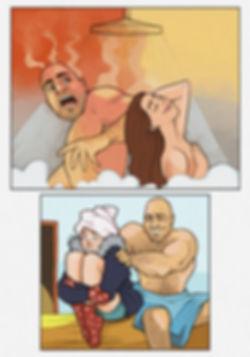 Лирический комикс. Стр. 3