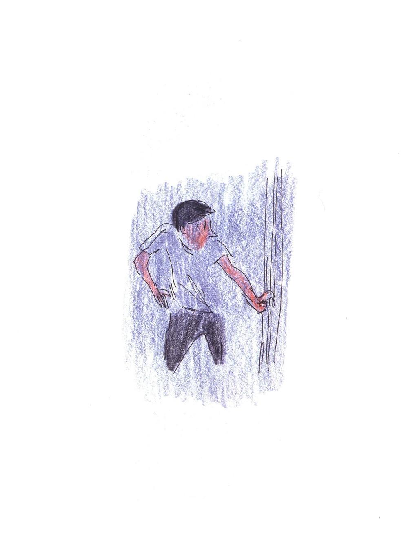 "Романтический комикс об отношениях. ""Бойня"", Бастиен Вивес. Страница 4"