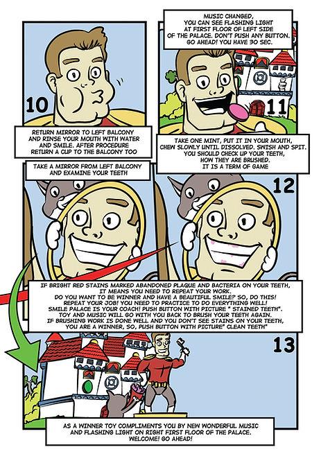 Комикс для бизнеса. Инструкция в картинках. 4.