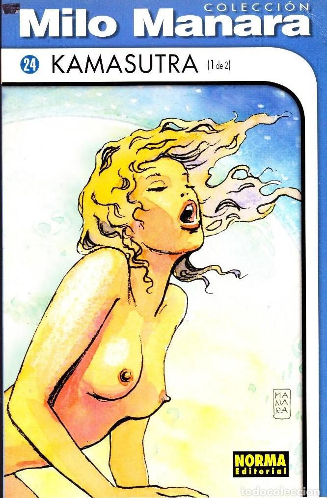 Комикс Камасутра. Маурилио Манара. Эротический комикс.