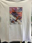 Печать комиксов на футболках