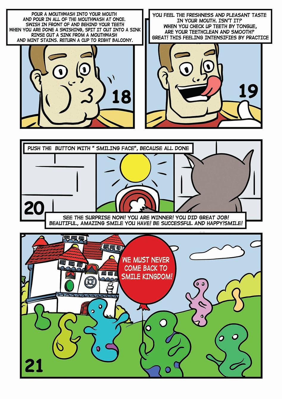 Комикс для бизнеса. Инструкция в картинках. 6.