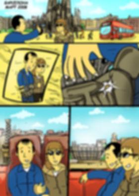 Комикс на годовщину свадьбы. Стр. 4