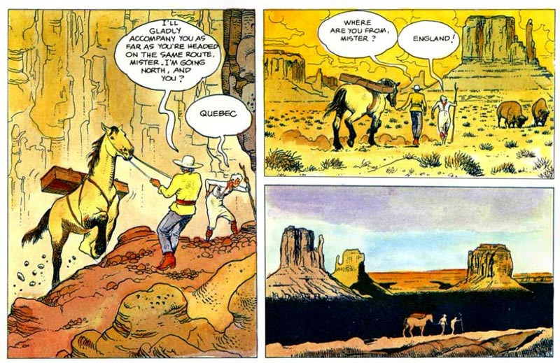 Вестерн комиксы. Маурилио Манара. Эротический комикс.