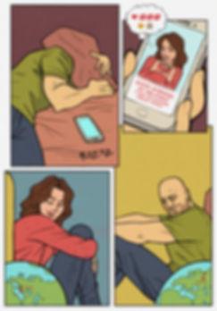 Лирический комикс. Стр. 7