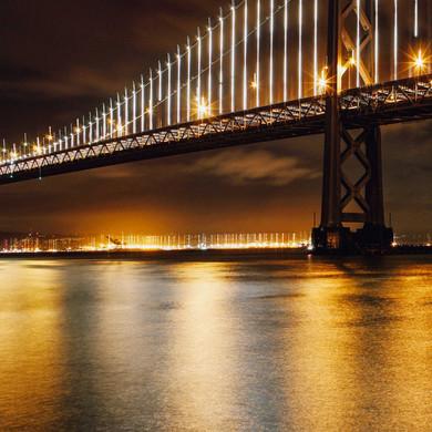 The-Bay-Bridge-at-night-San-Francisco-Re