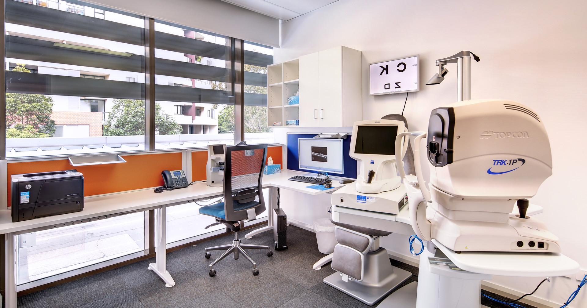 Orthoptics Room 1