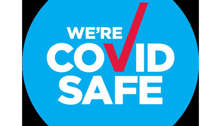 COVID-19 Safe Registered