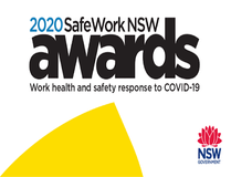 SafeWork NSW Awards 2020 Winner