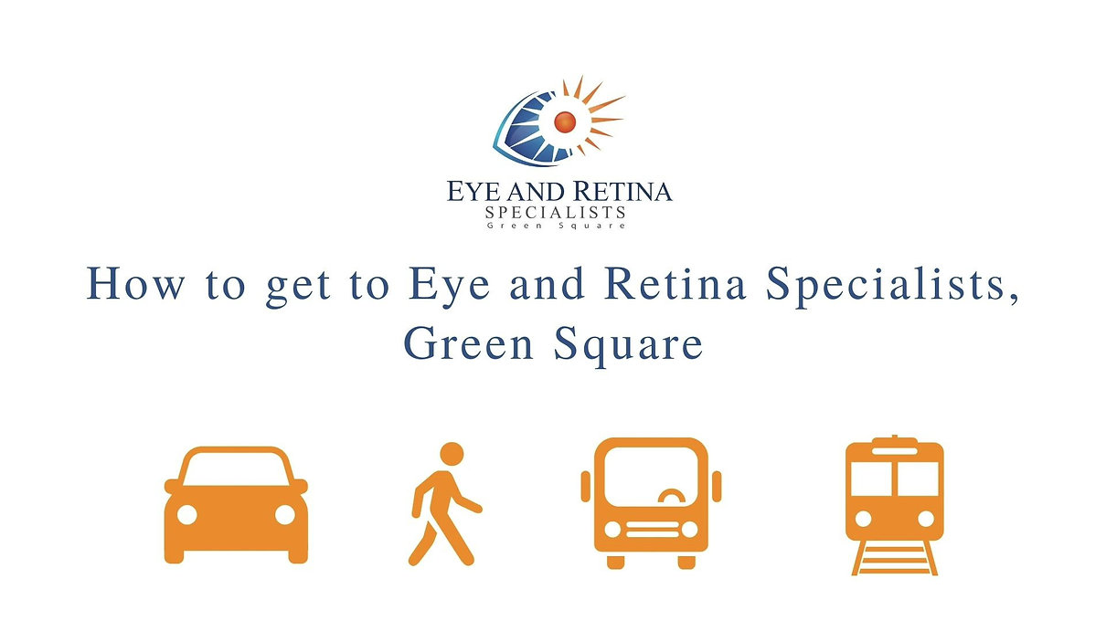 How to get to Eye and Retina Specialists, Green Square Sydney - Parking, buses, trains and walking