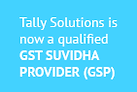 Tally Solution now a GSP GST suvidha provider
