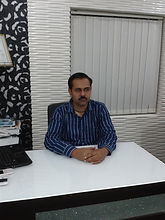 Binod Sharma Founder Welfare Infotech Image.