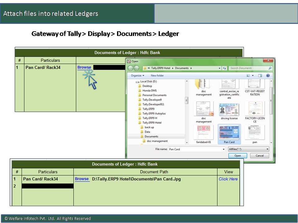 User Manual Document Management