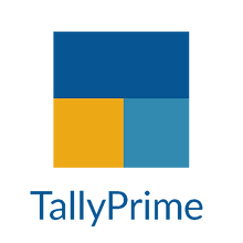 Tally Prime logo in welfare website