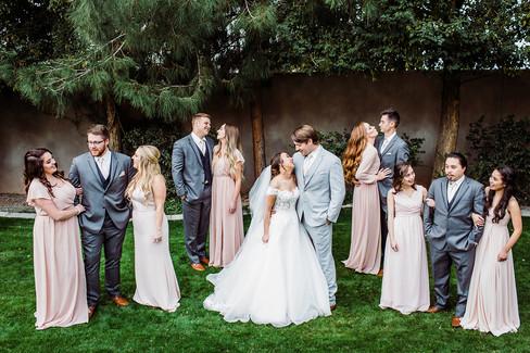 Amelia and Josh chandler arizona wedding