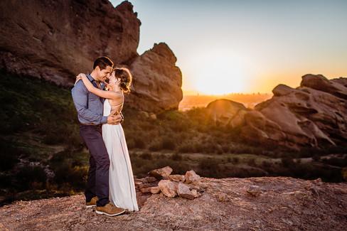 Camelback Mountain Wedding