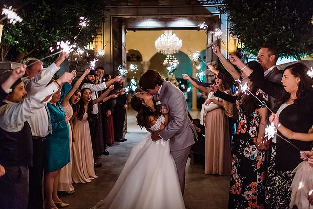 Amelia and Josh wedding photo