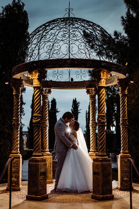 Amelia and Josh ashley castle wedding