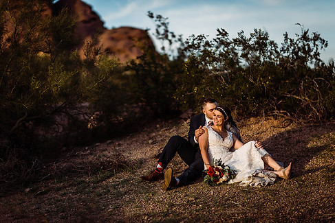 Jessica and Grant wedding photo
