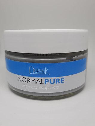 Mascara Purificante Normalpure-Dermik