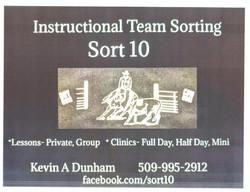 Kevin Dunham & Sort 10