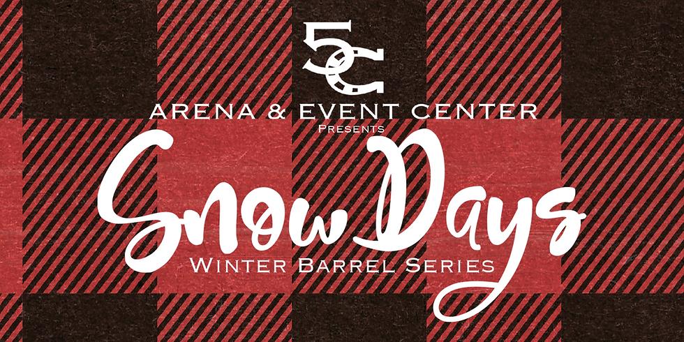 Snow Days Winter Barrel Series (Race 3 of 5)