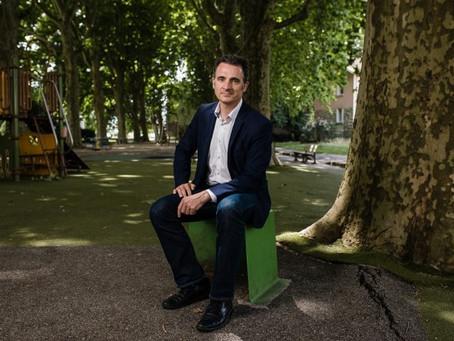 """Présidentielles 2022 : Eric Piolle, du pied des Alpes """"vert"""" le sommet de l'Etat ?"""