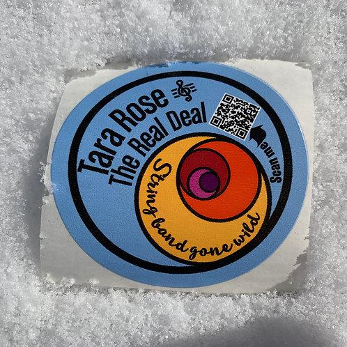 """2.5"""" Round Sticker"""