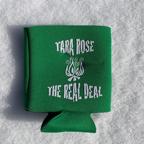 Green Can Coozie
