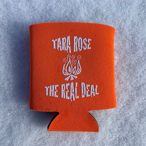 Orange Can Coozie