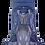 Thumbnail: Sirenik 65(シレニック65)※レディース専用モデル カラー/Antarctic Blue