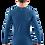 Thumbnail: PRIMINO 140 Long Sleeve T-Shirt(プリミノ140 ロングスリーブTシャツ)カラー/Narwhal Blue
