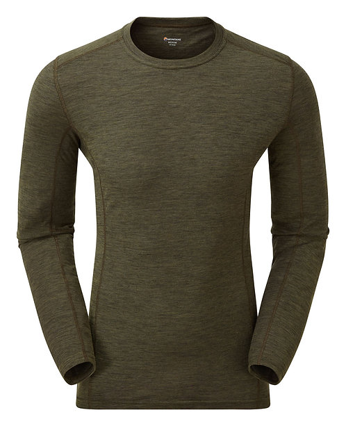 PRIMINO 140 Long Sleeve T-Shirt(プリミノ140 ロングスリーブTシャツ)カラー/Kelp Green
