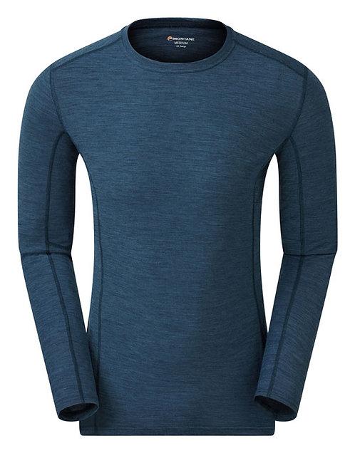PRIMINO 140 Long Sleeve T-Shirt(プリミノ140 ロングスリーブTシャツ)カラー/Narwhal Blue